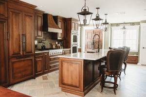 Traditional Tuscan Kitchen
