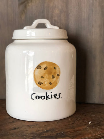 Rae Dunn Cookie Jar