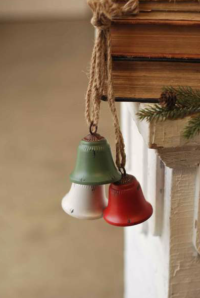 Bell Ornaments (3 styles)