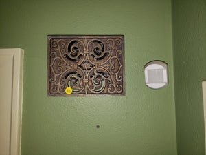 Decorative Doorbell Cover
