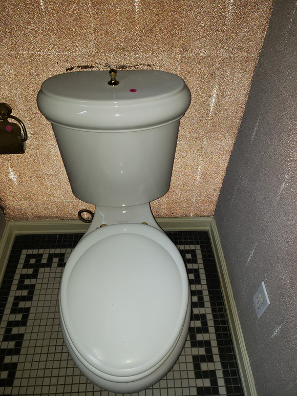 Toilet with pull flush