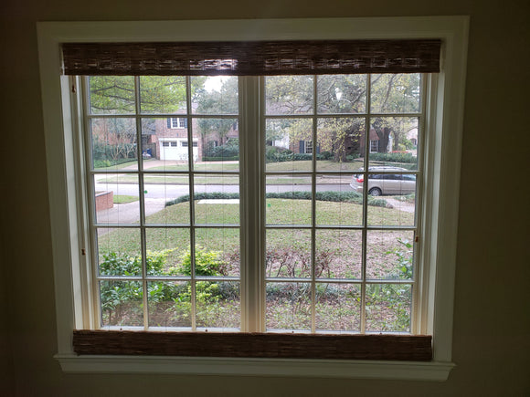Double pane windows