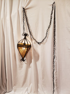 Chain-hung Pendant Light