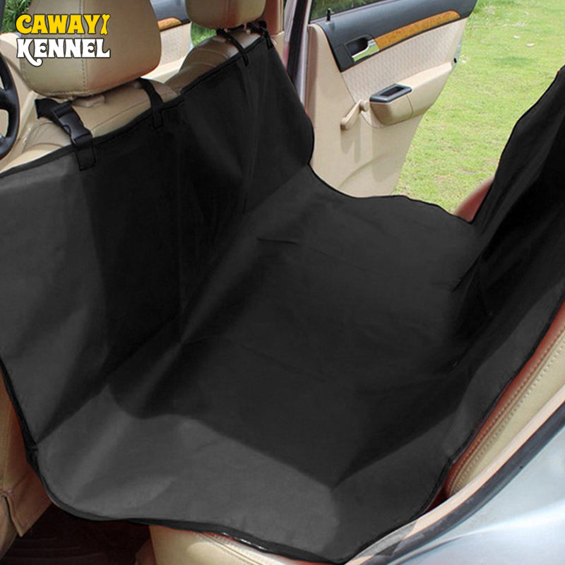 CAWAYI KENNEL Dog Carriers Oxford Waterproof Thicker Rear Back Pet Dog Car Seat Cover Mats Hammock Protector Drop Shipping D1159