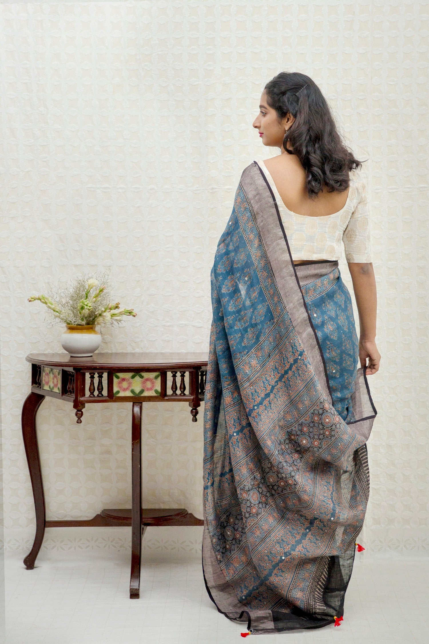 Saree Product 6 - Tina Eapen Design Studio