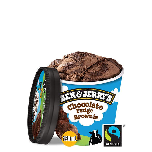 Ben & Jerry's Chocolate Fudge Brownie 150ml