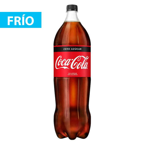 Refresco Coca Cola Zero Botella 2L