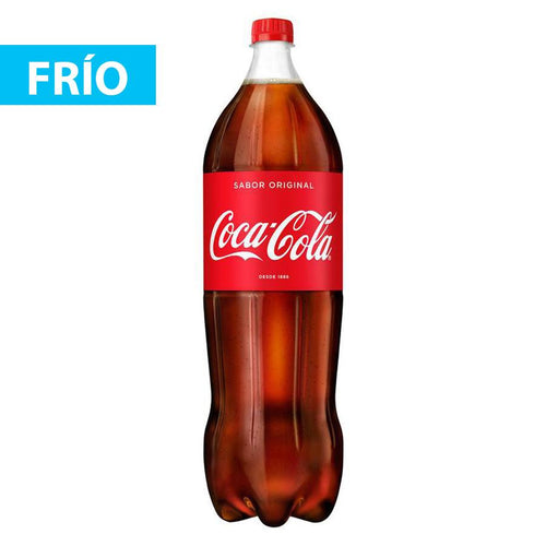 Refresco Coca Cola Botella 2L