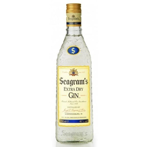 Ginebra Seagrams Botella 70 cl.