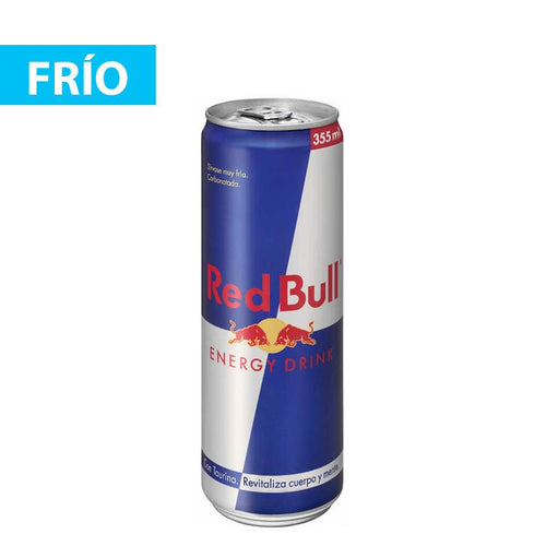 Refresco Red Bull Lata 35 cl.