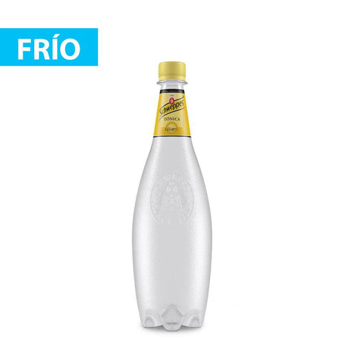 Refresco Schweppes Tonica Botella 1L