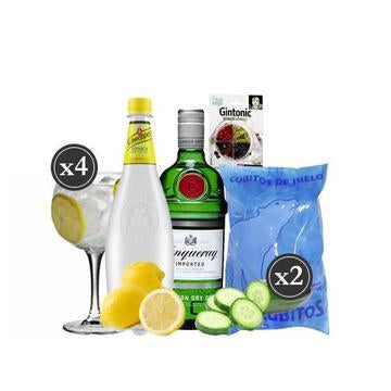 Gin&Tonic Tanqueray Pack