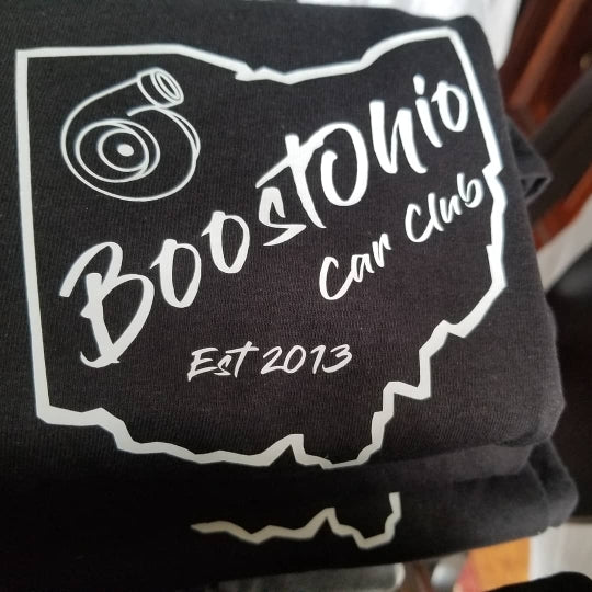 BoostOhio V2 Sticker BoostedVinyl BoostedVinyl Custom stickers vinyl apparel shirts hoodies jackets and clothing
