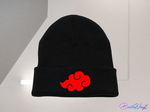 Akatsuki Beanie BoostedVinyl BoostedVinyl Custom stickers vinyl apparel shirts hoodies jackets and clothing