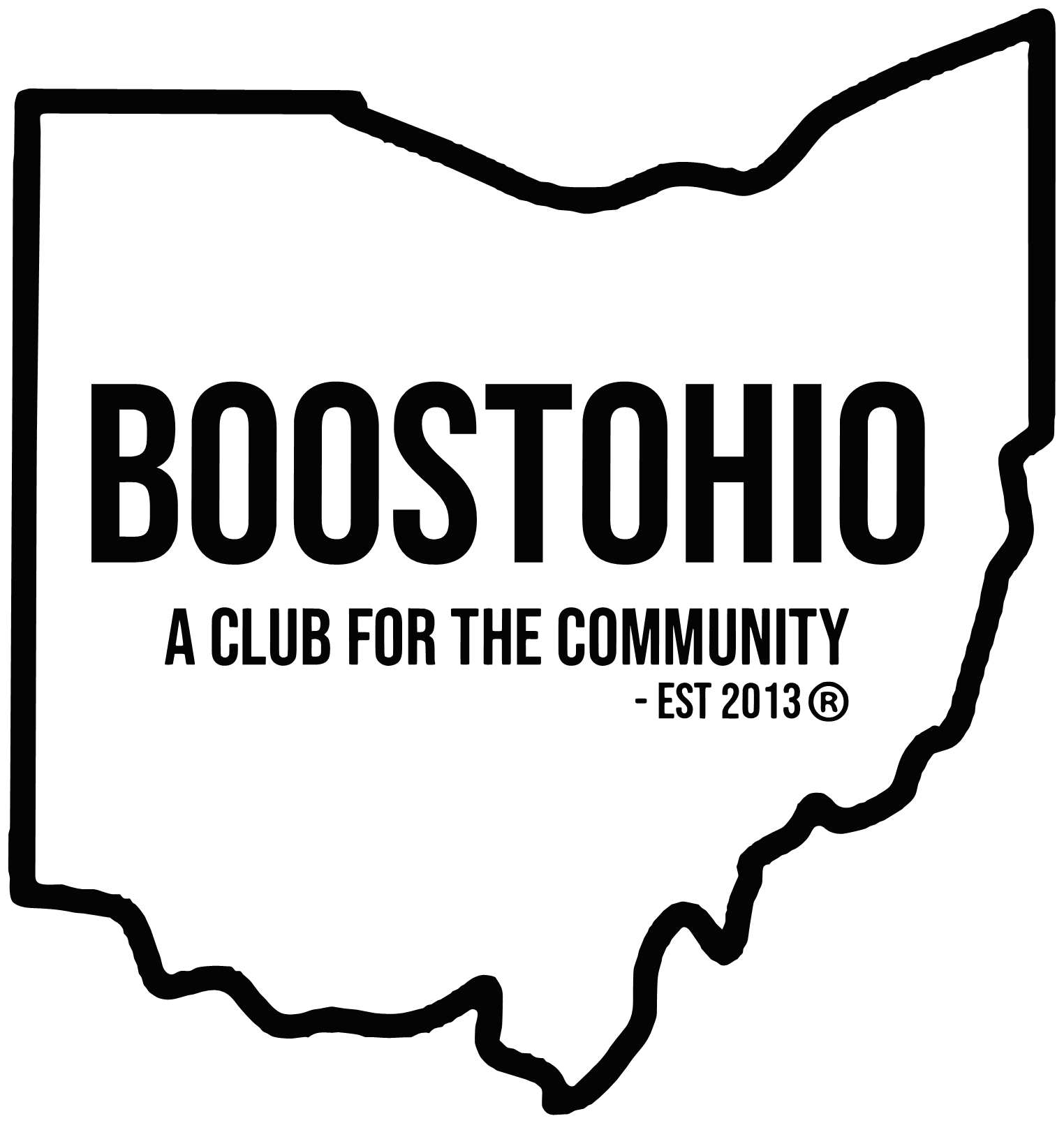 BoostOhio V3 Sticker - BoostedVinyl