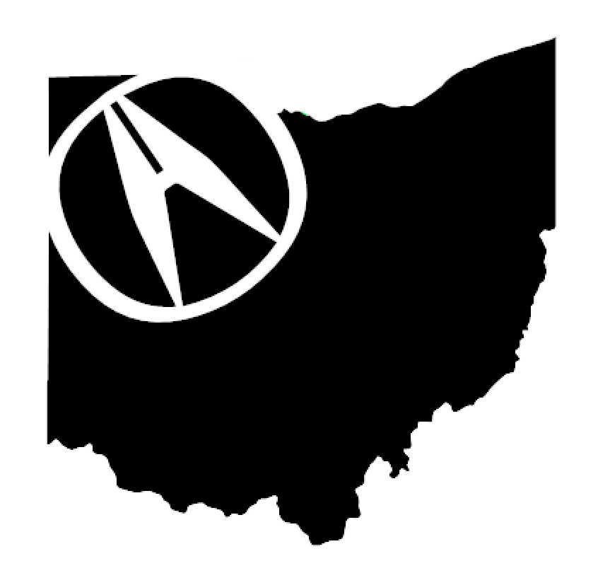 Acura Ohio Sticker - BoostedVinyl