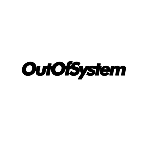 OUT OF SYSTEM Sticker BoostedVinyl BoostedVinyl Custom stickers vinyl apparel shirts hoodies jackets and clothing