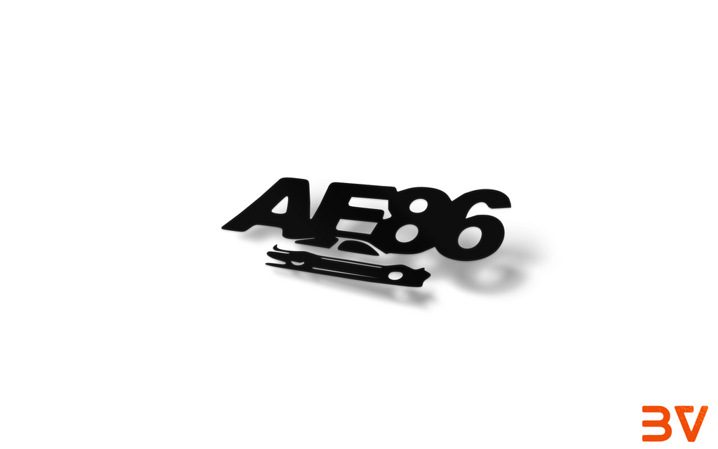 AE86 Sticker - BoostedVinyl