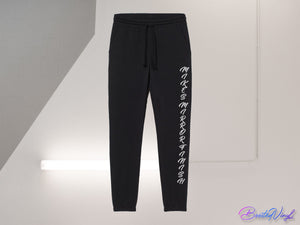 Mike's Mirror Finish Sweatpants - BoostedVinyl