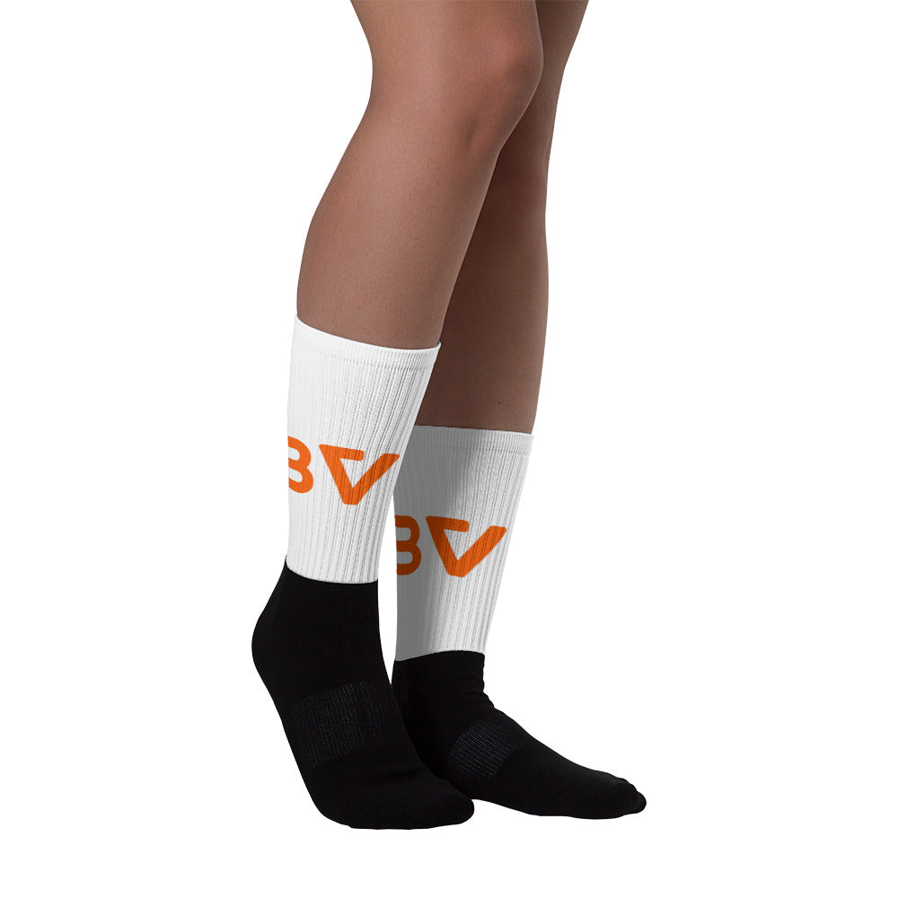 Socks BoostedVinyl BoostedVinyl Custom stickers vinyl apparel shirts hoodies jackets and clothing