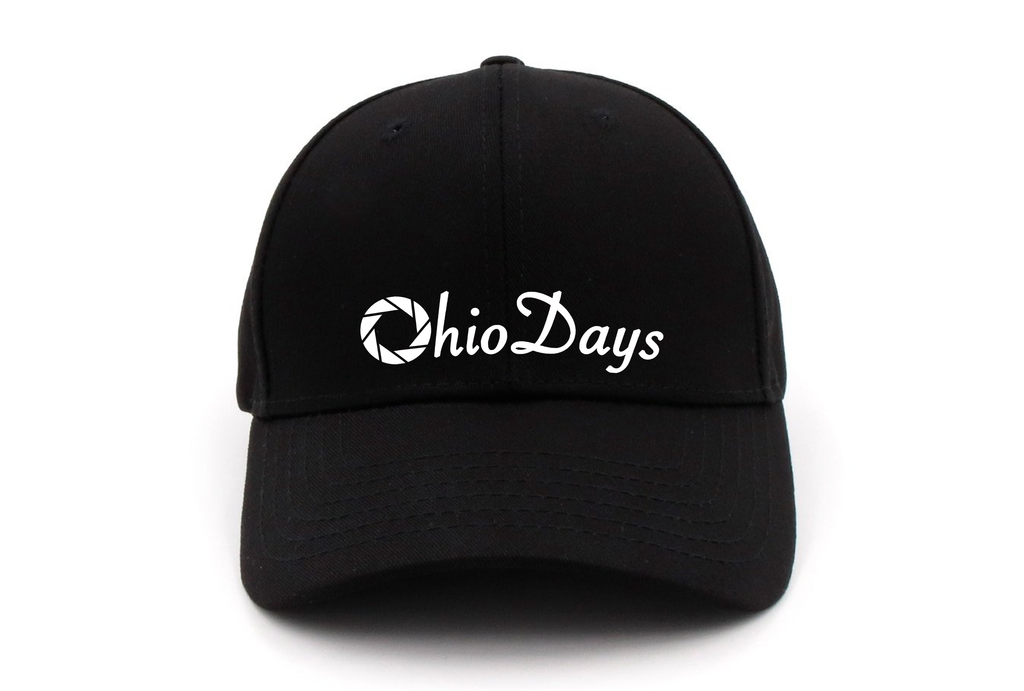 OhioDays Dad Hat BoostedVinyl BoostedVinyl Custom stickers vinyl apparel shirts hoodies jackets and clothing