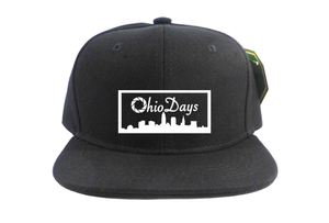 OhioDays Snapback Hat BoostedVinyl BoostedVinyl Custom stickers vinyl apparel shirts hoodies jackets and clothing