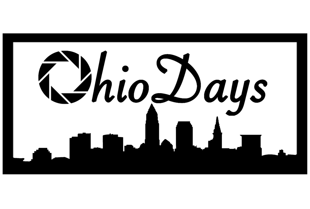 OhioDays Photography Stickers BoostedVinyl BoostedVinyl Custom stickers vinyl apparel shirts hoodies jackets and clothing