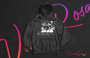 Neferpitou hoodie - BoostedVinyl