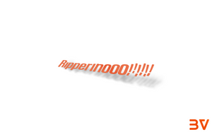 RIPPERINOOO Sticker BoostedVinyl BoostedVinyl Custom stickers vinyl apparel shirts hoodies jackets and clothing