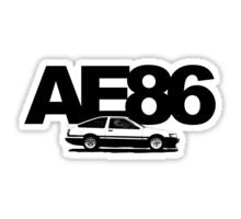 AE86 Sticker BoostedVinyl BoostedVinyl Custom stickers vinyl apparel shirts hoodies jackets and clothing