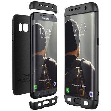 3 in 1 Double Dip 360° Protective Case Hard PC Cover for Samsung Galaxy S7S6S7EdgeS6 Edge