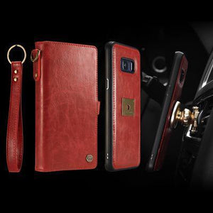 Samsung S8 S8 Plus Multifunction Leather Case