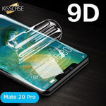 9D Full Cover Screen Protector For Huawei Mate 10 20 X lite Pro Protective Film