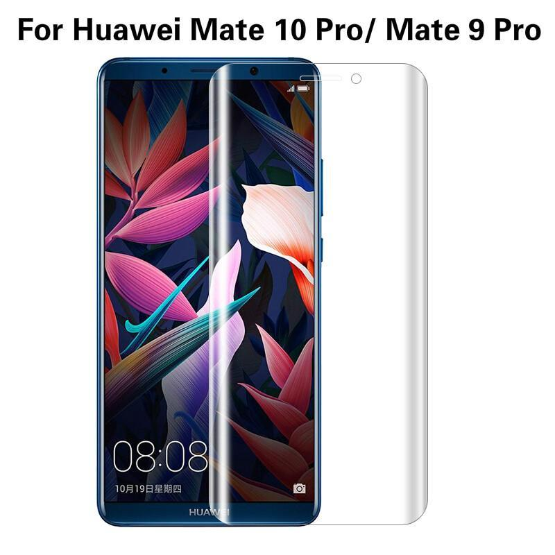 Hot Bending Pet Mobile Phone Film Surface Full Coverage HD Soft Film For HUAWEI P20/P20 Pro/Mate9 Pro/Mate10/Mate10 Pro/Mate20/Mate20 Pro