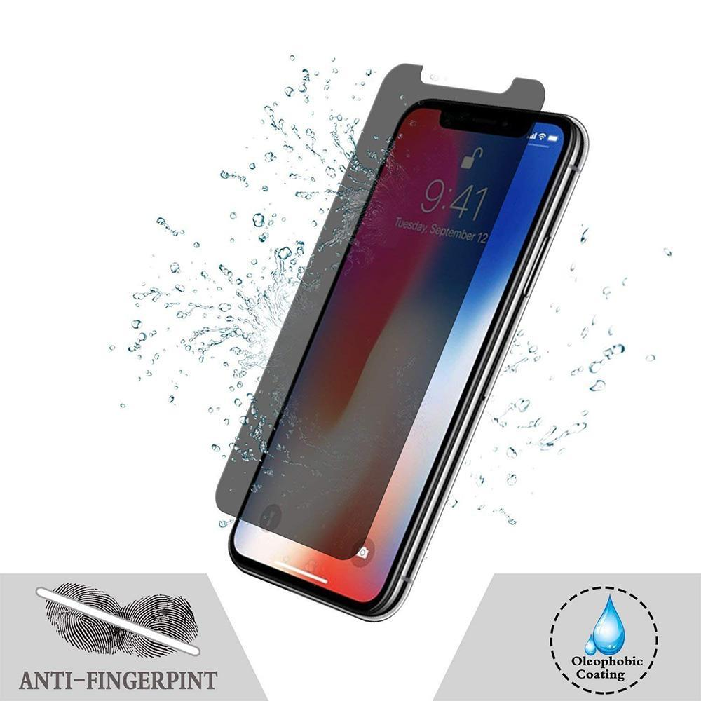 Privacy Screen For Redmi 4/4X/Note 4X Anti Spy Tempered Mate Full Cover Film Privacy Screen Protector Tempered Glass For Redmi