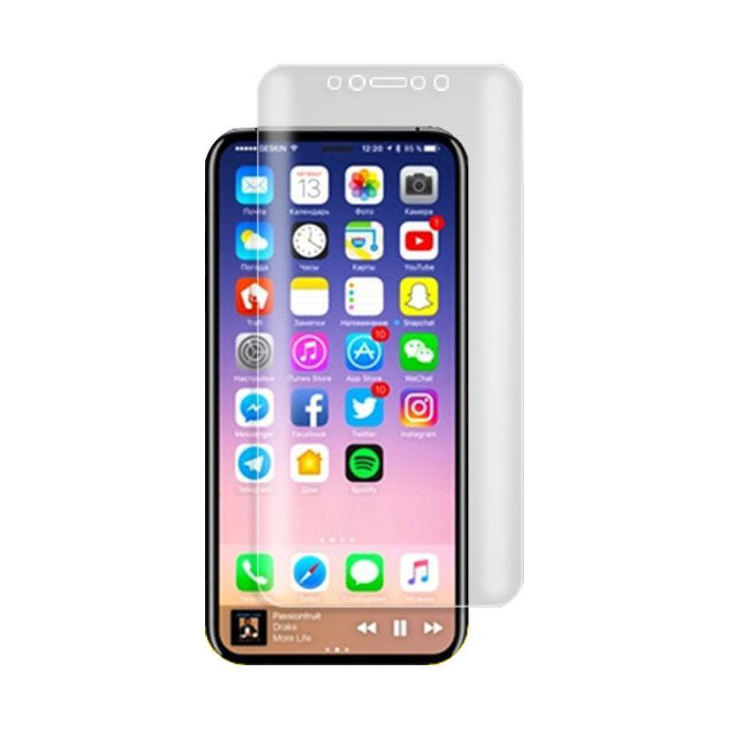 2 in 1 360° Full Screen Protector Film With Full set of Accessories Front and Back Film for iPhone X/XS/XS Max/XR/8/7/6/6s/HUAWEI P20/Mate 20/Samsung S8/S8 Plus/S9/S9 Plus/Note 8/Note 9 Screen Protective