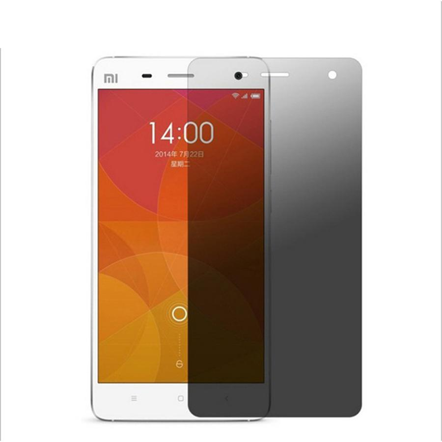 Privacy Screen For XiaoMi A1/XiaoMi 5 Anti Spy Tempered Mate Full Cover Film Privacy Screen Protector Tempered Glass For XiaoMi