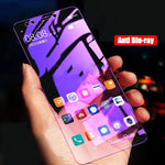 Anti-light blue 3D Full Screen Protector Tempered Film Blue-Ray For Samsung Note8 Tempered full Screen Protector