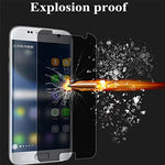 Privacy Screen Protector For Samsung Galaxy A8 A6 plus 2018 Tempered Glass For Samsung A3 A5 A7 2016 2017 2015 Anti peeping Film
