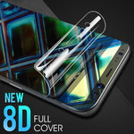 Super Smooth Hydrogel Film 360 Full Coverage Screen Protector for Samsung Hydrogel Film For Samsung Note 9 Note 8 S9 S9 Plus S8 S8 Plus S7 Edge A8