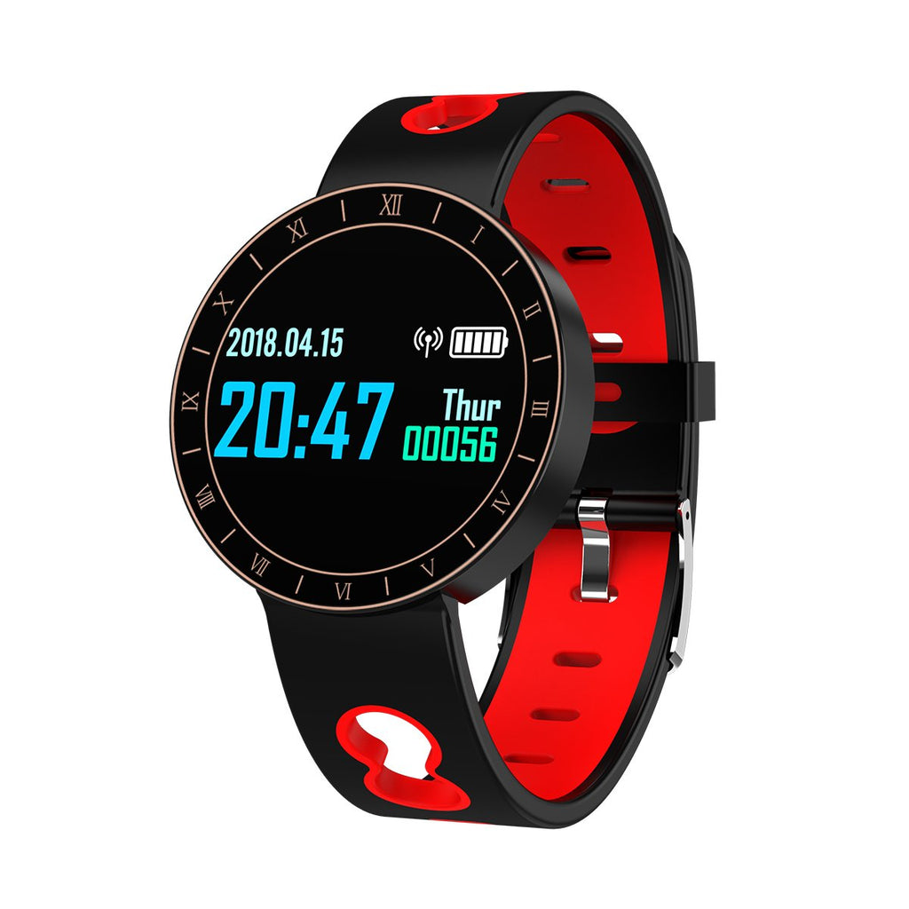 Multifunctional Waterproof Smart Sports Bracelet Heart-rating tracker Steps Counting