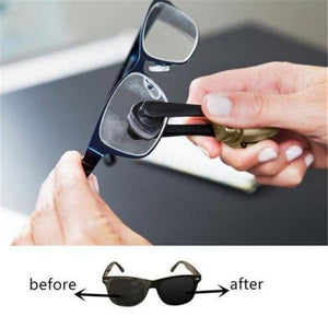 Eyeglass Sunglass Portable Cleaner-Eyeglass Cleaning-caseibuy.com-