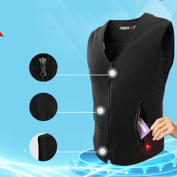 Flexwarm Heated Vest-Health Care-caseibuy.com-