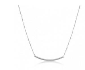 Bar Necklace - Dainty & Modern