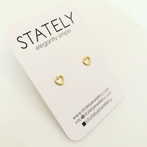 Halo Mini Hearts - Dainty & Modern