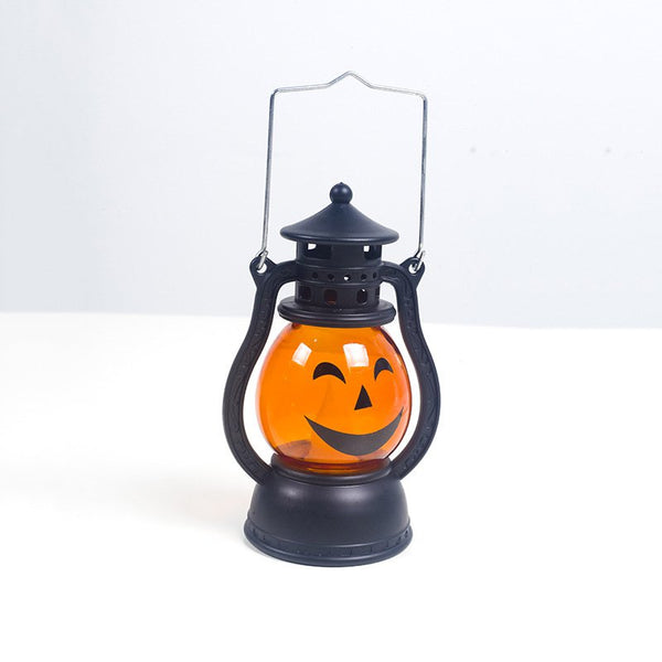 Halloween Pumpkin Light