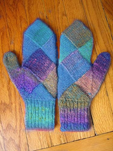 Color Sweet Gloves & Mittens