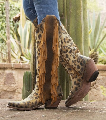 Winter Tassel Casual Suede Boots