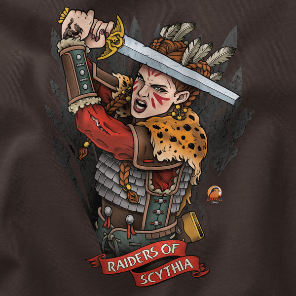 Raiders of Scythia - Marauder Pocket - Brown Variant