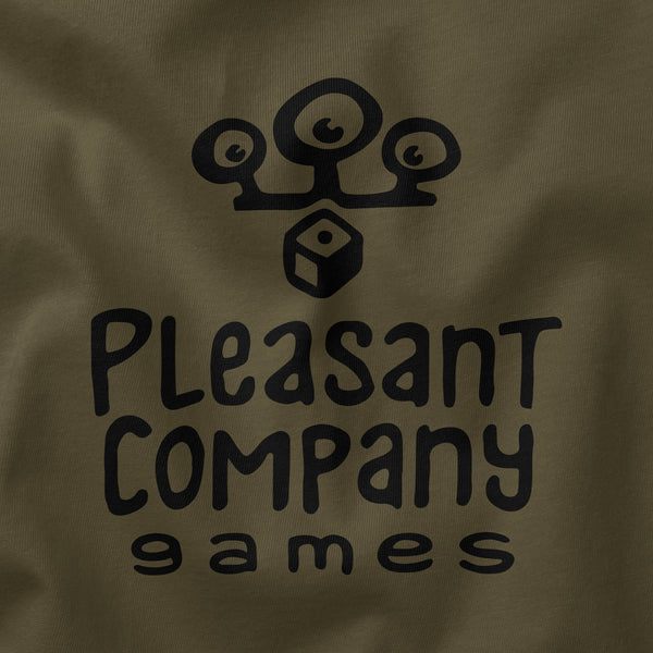 Pleasant Company Games - Black Logo